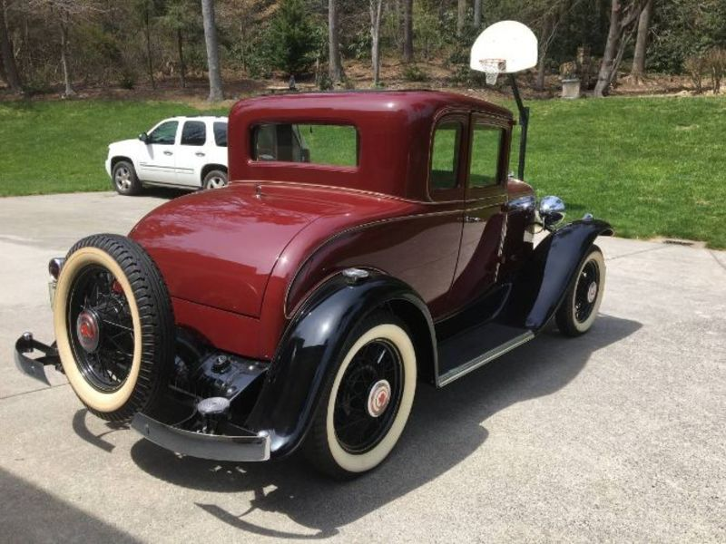 1931 Pontiac Sport Coupe For Sale in Cadillac, Michigan ...