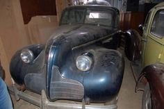 1939 Buick Touring