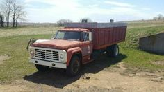 1973 Ford F700