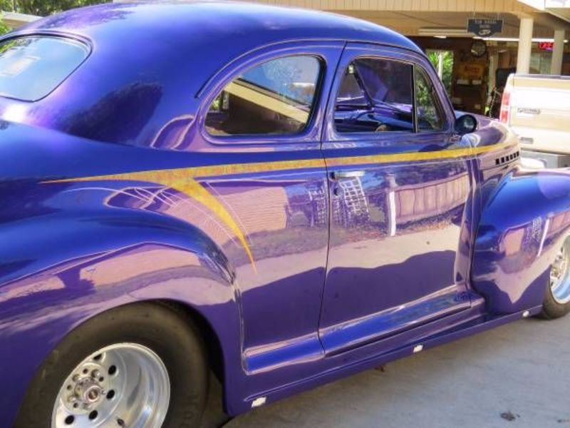 1941 Chevrolet Business Coupe