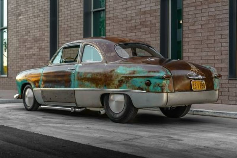 1949 Ford Business Coupe
