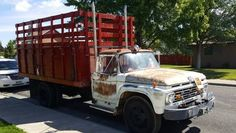 1964 Ford F600