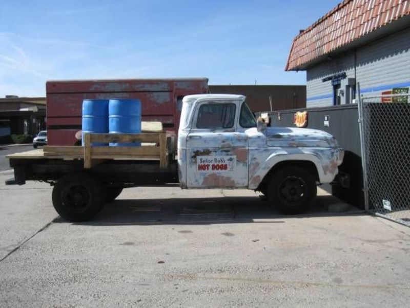1958 Ford Flatbed
