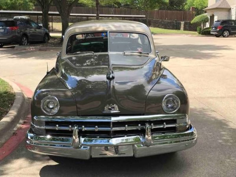 1950 Lincoln El For Sale in Cadillac, Michigan | Old Car Online