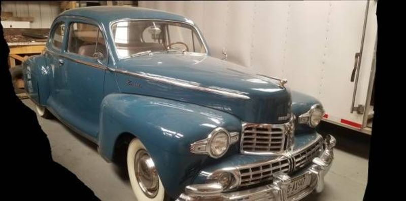 1947 Lincoln Business Coupe