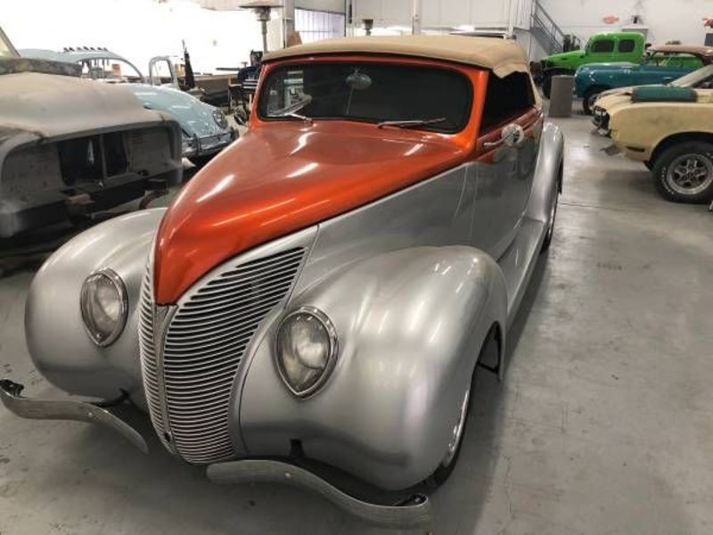 1938 Ford Convertible