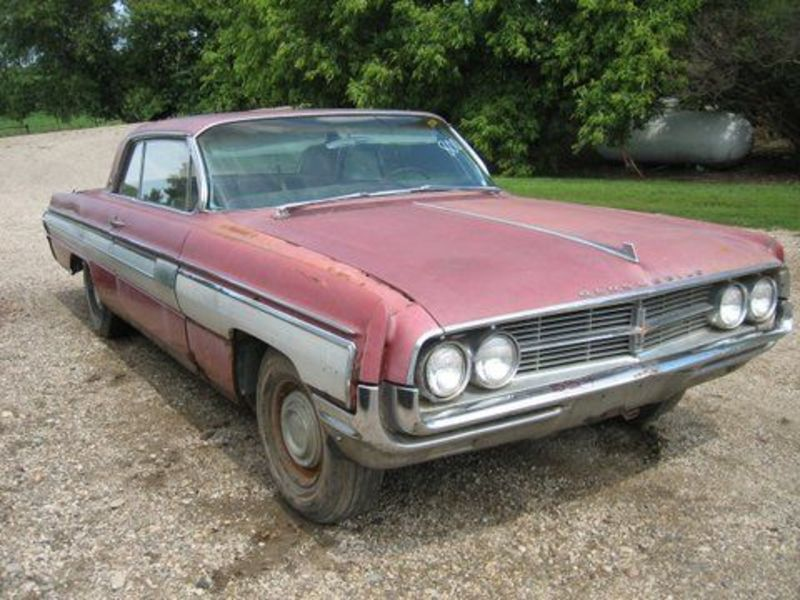1962 Oldsmobile Starfire For Sale in Cadillac, Michigan | Old Car Online