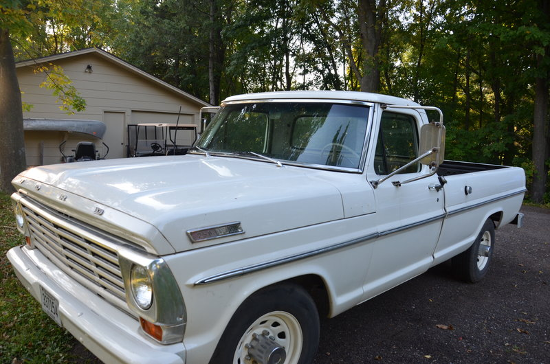 1967 Ford F-250 For Sale in Pine city, Minnesota | Old Car