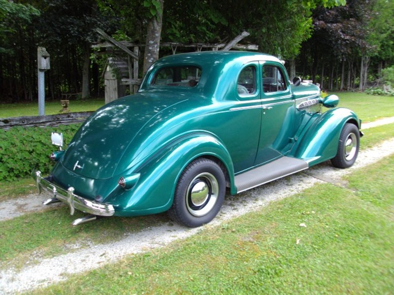1936 Chrysler Business Coupe