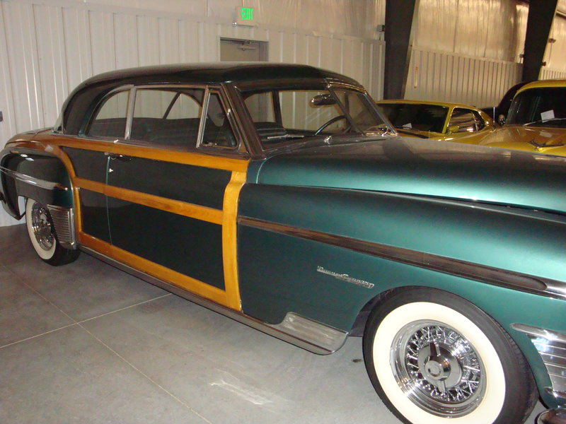 1950 Chrysler Newport Town and Country Woody