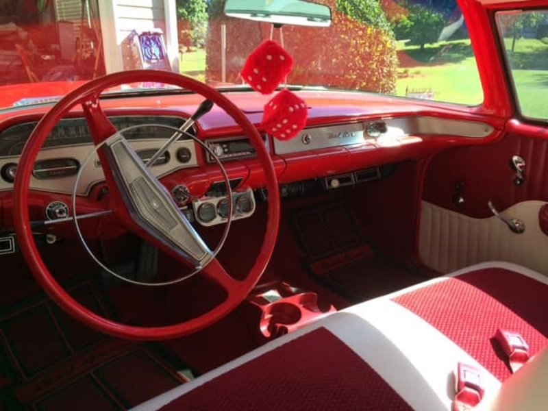 1958 Chevrolet Bel Air For Sale In Newnan Georgia Old Car Online