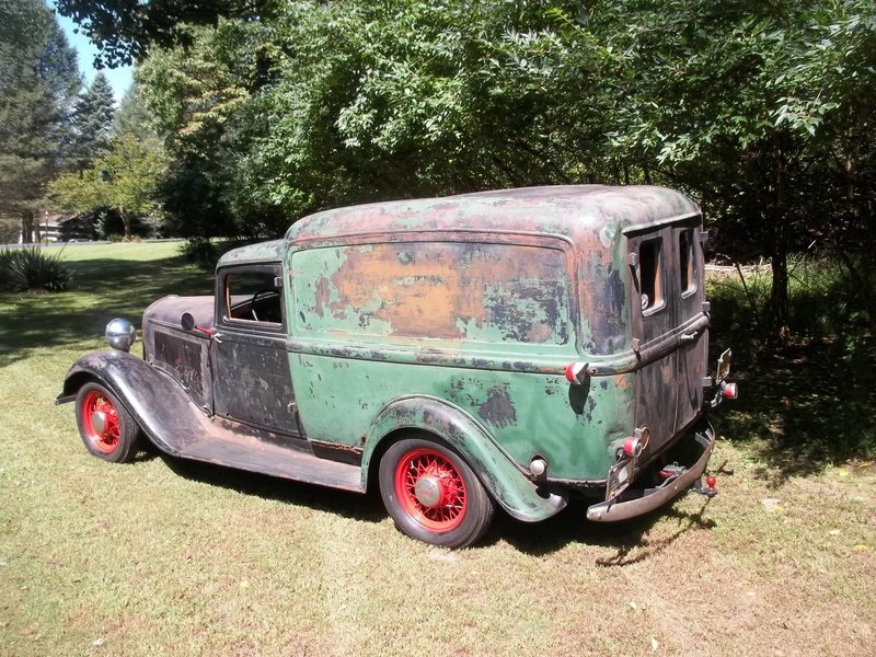 1934 Dodge Humpback For Sale in Sinking spring, Pennsylvania