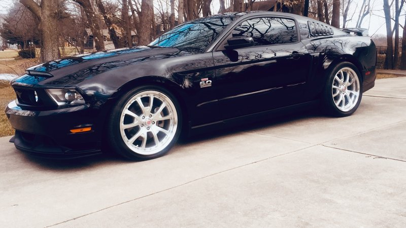 2012 Mustang For Sale >> 2012 Ford Mustang Gt Supercharged For Sale In Oglesby