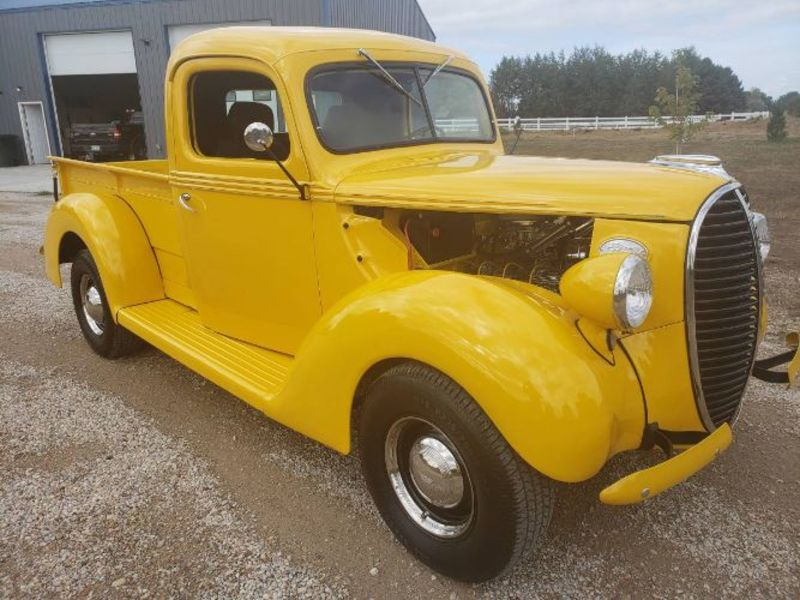1939 Ford F1