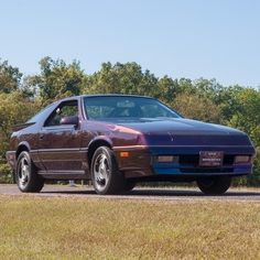 1987 Dodge Daytona Shelby Turbo Z