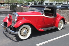 1935 Mercedes Benz 200 Sport Roadster