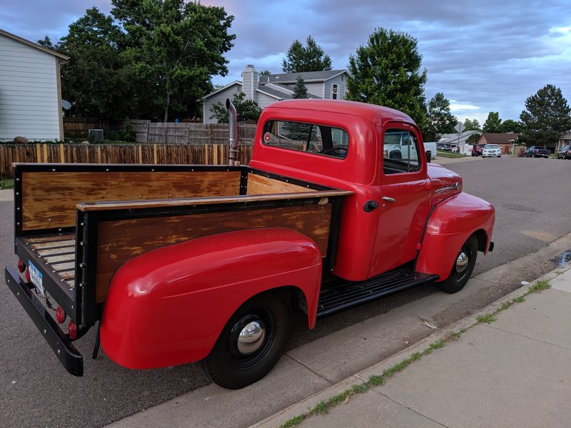 1952 Ford F150