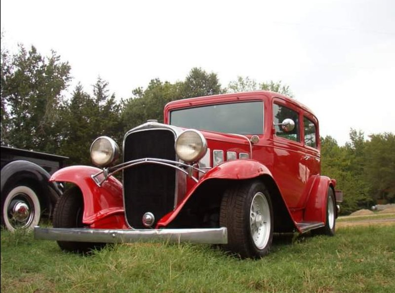 1932 Chevrolet 2door coupe