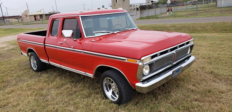 1976 Ford F-150 supercab