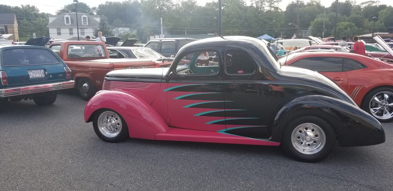 1938 Ford Coupe