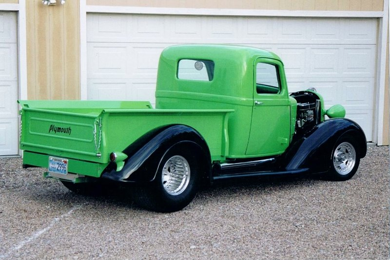 1932 Plymouth Pickup