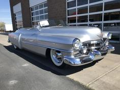 1952 Cadillac Custom Roadster