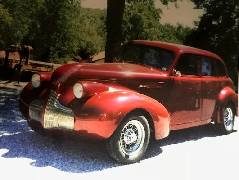1939 Buick SD