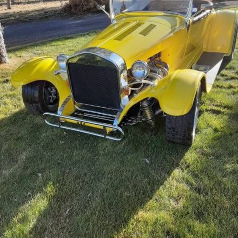 1927 Ford Roadster For Sale In Cadillac, Michigan