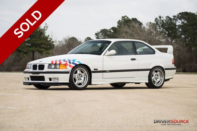 0 Sold - 1995 Bmw M3 Lightweight