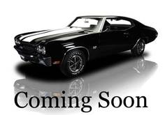 1970 Chevrolet Chevelle SS454/Auto SS454 NEW BUILD