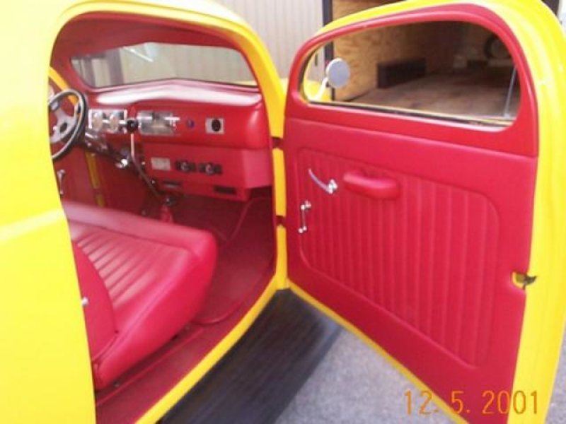 1939 Ford 3 Window Rare Coupe