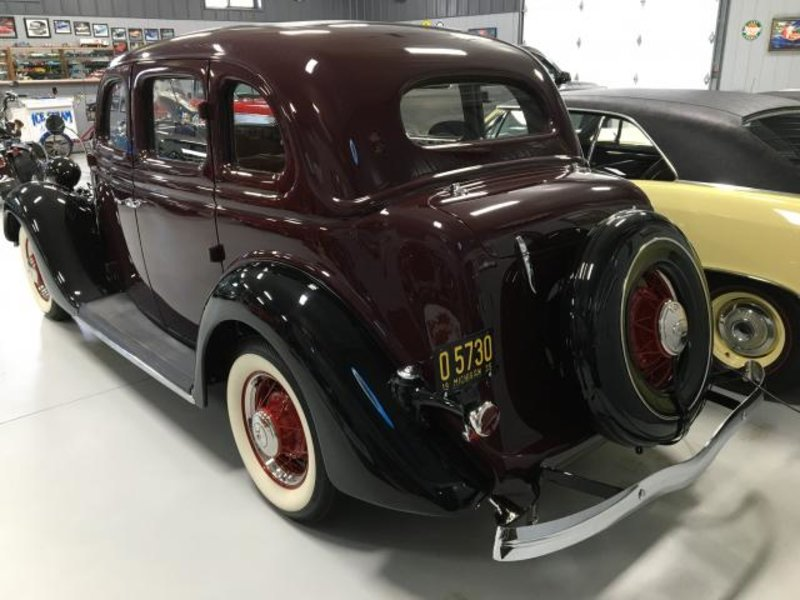 1935 Ford All Steel Sedan