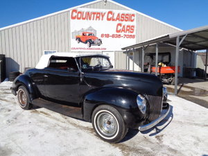 1939 Ford Convertible Street Rod