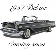 1957 Chevrolet Bel Air NUMBERS MATCHING V8 Auto build in progress