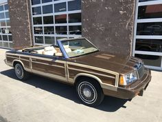 1986 Chrysler Le Baron Mark Cross Town And Country