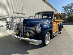 1941 Plymouth Special