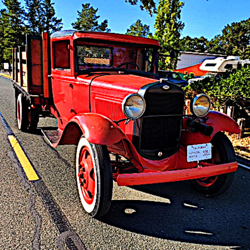1931 Ford AA