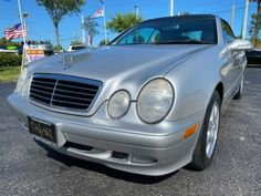 2000 Mercedes Benz Clk 320