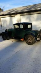 1928 Dodge Brothers Coupe