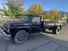 1965 Ford F600