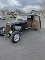 1934 Dodge Coupe