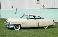 1953 Cadillac Coupe